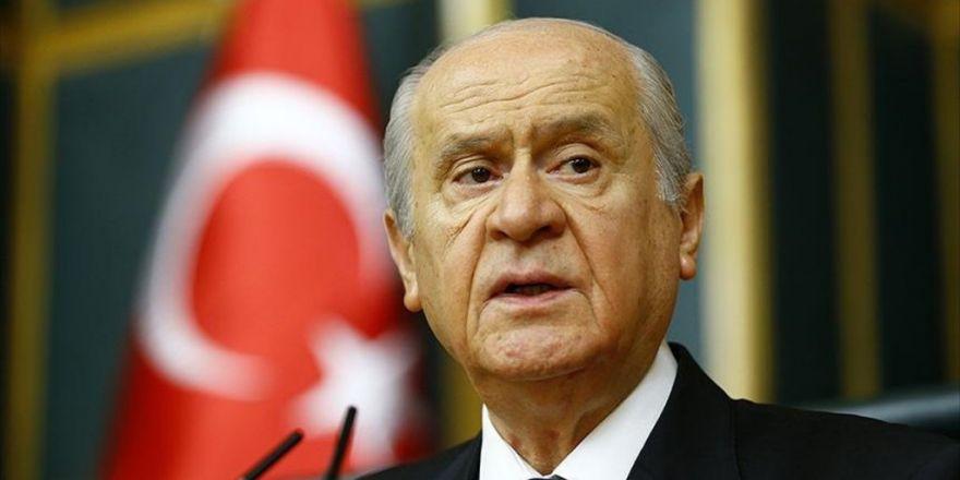 Mhp Genel Başkanı Bahçeli: Terörizm Asla Sonuç Alamayacak
