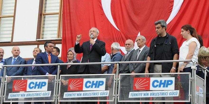 Chp Genel Başkanı Kılıçdaroğlu: Ordumuz Cerablus'a Girdi Sonuna Kadar Arkasındayız