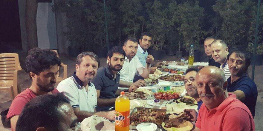 Ercan Küçük'ten nefis güveç partisi
