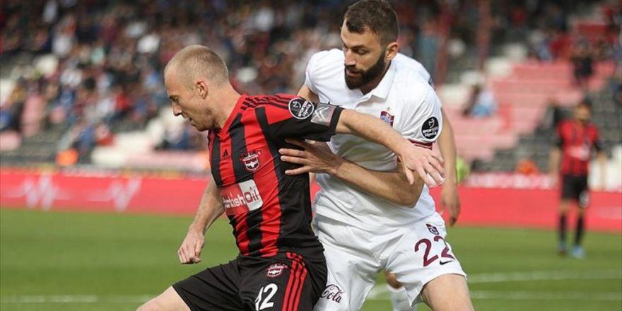 Trabzonspor İle Gaziantepspor 61'inci Randevuda