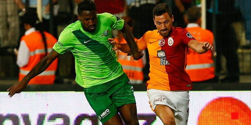 Galatasaray İle Akhisar Belediyespor 9. Randevuda