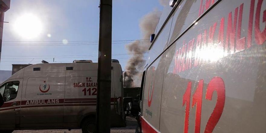 Cizre'de Polis Kontrol Noktasına Terör Saldırısı