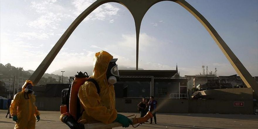 Olimpiyatlarda Zika Korkusu Boşa Çıktı
