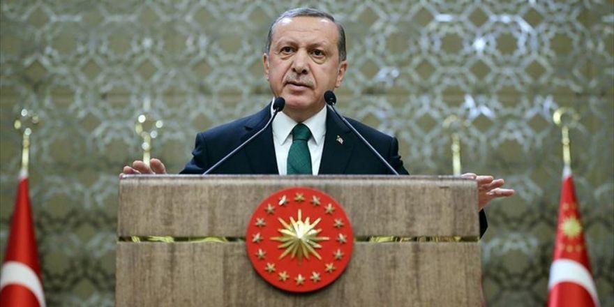 'Milletimiz İstiklal Ve İstikbaline Sahip Çıkmaya Devam Edecektir'