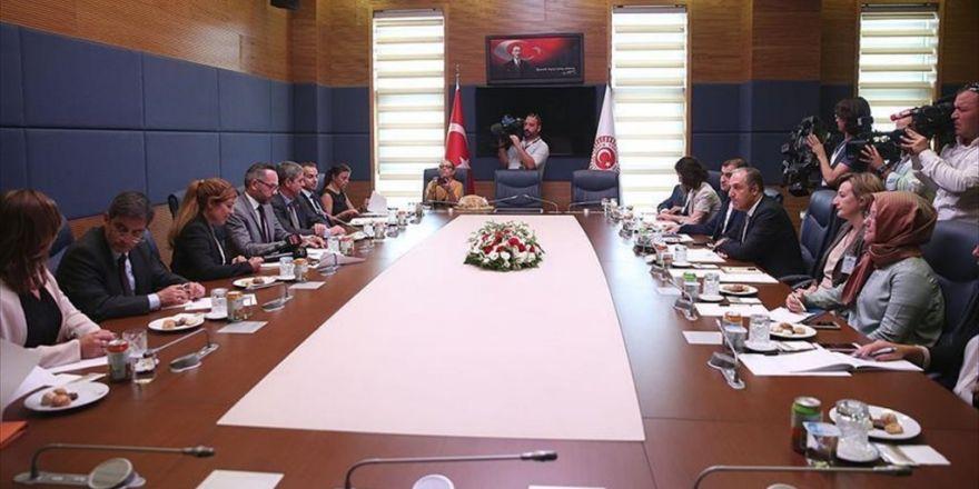 Mustafa Yeneroğlu: Türkiye Ve Almanya İlişkileri Gerginliklere Kurban Edilecek Nitelikte Değil