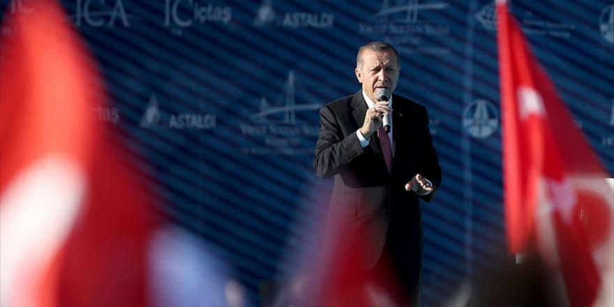 'Türkiye Hedeflerine Adım Adım İlerliyor'