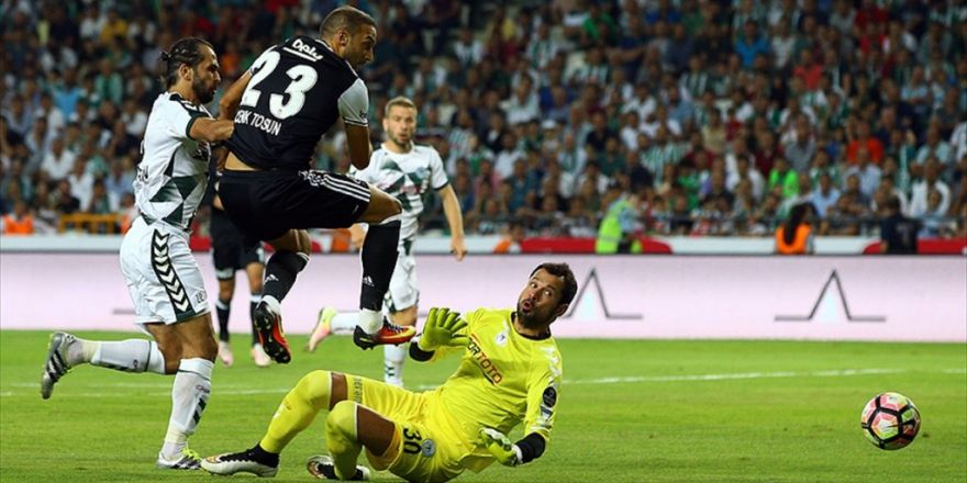 Beşiktaş Konya'dan 1 Puanla Dönüyor
