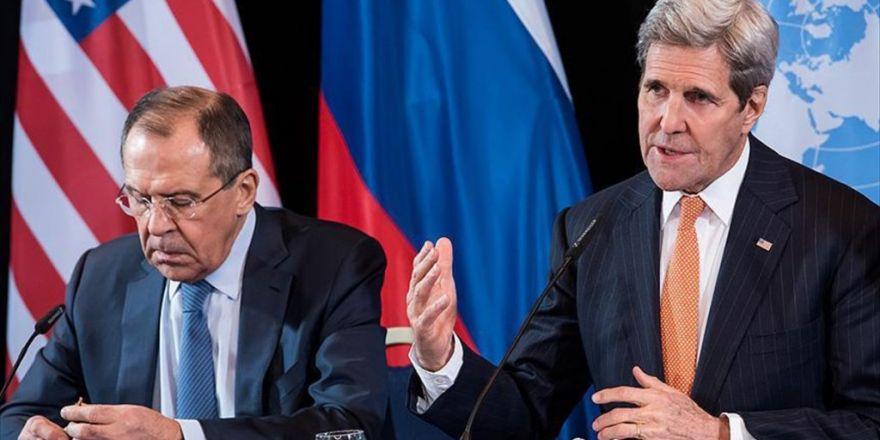 Abd İle Rusya Suriye'de Ateşkes İçin Anlaşmaya Yakın