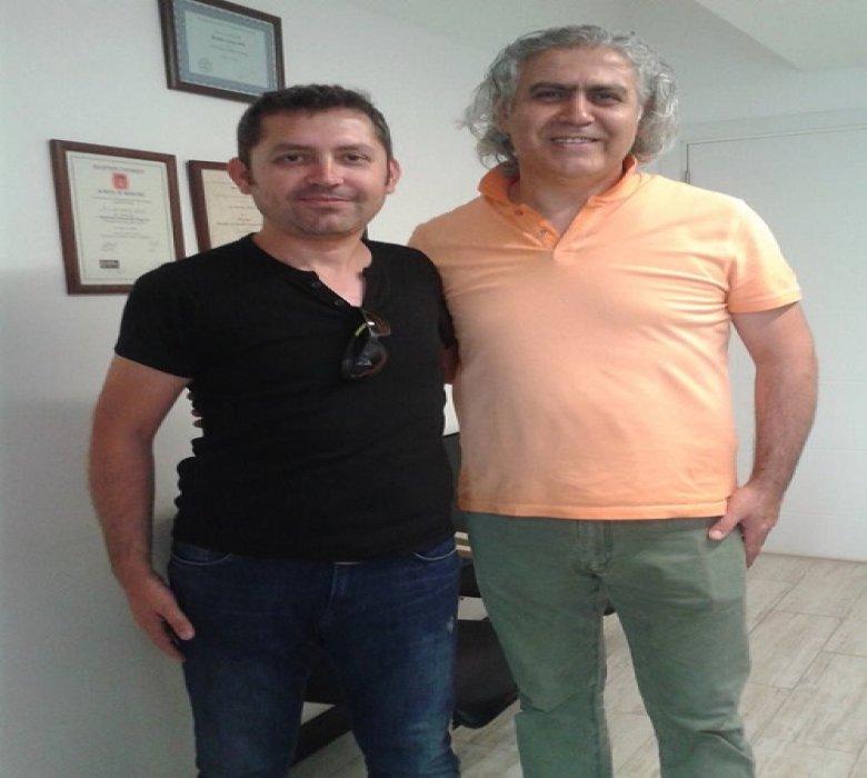Prof. Arazi Eğitimci Muzaffer Acar ile