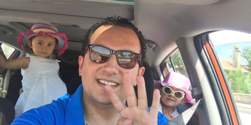Mustafa İbalı tatlı kızları ile seyahatte