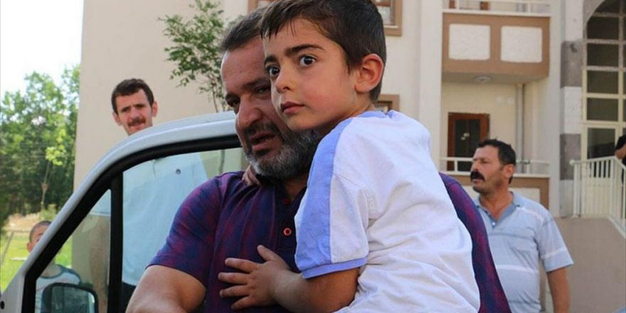 Erzurum'da Kaybolan Çocuk Bulundu