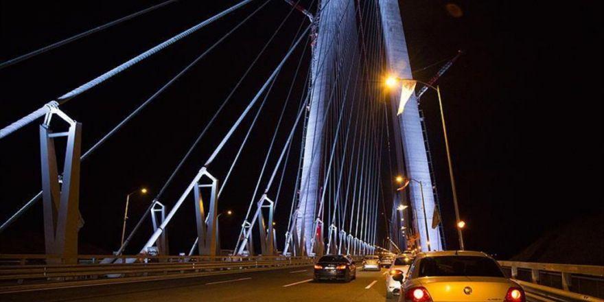 Yavuz Sultan Selim Köprüsü'nün Gişeleri Aselsan'a Emanet