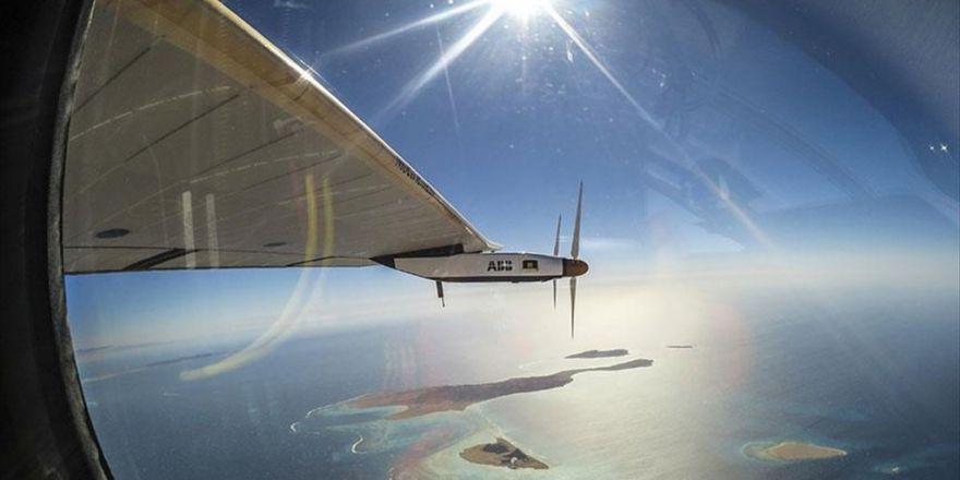 Güneş Enerjisiyle Çalışan 'Drone' Üretilecek