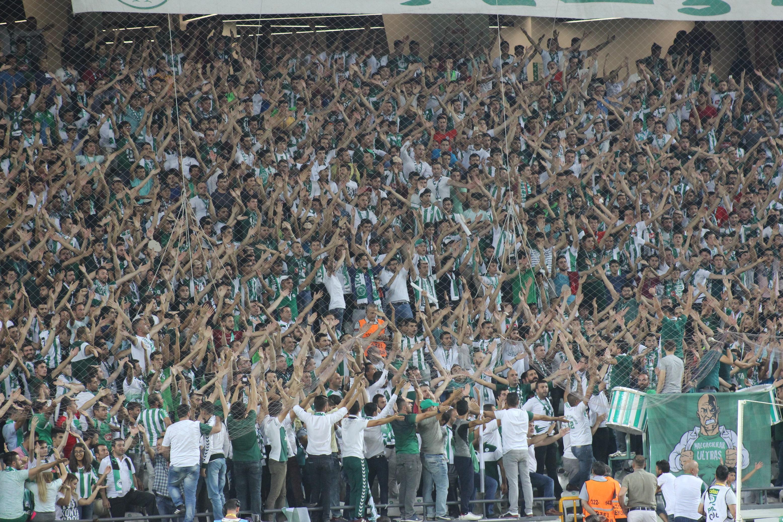 "Konyaspor taraftarı ""huh"" çekti"