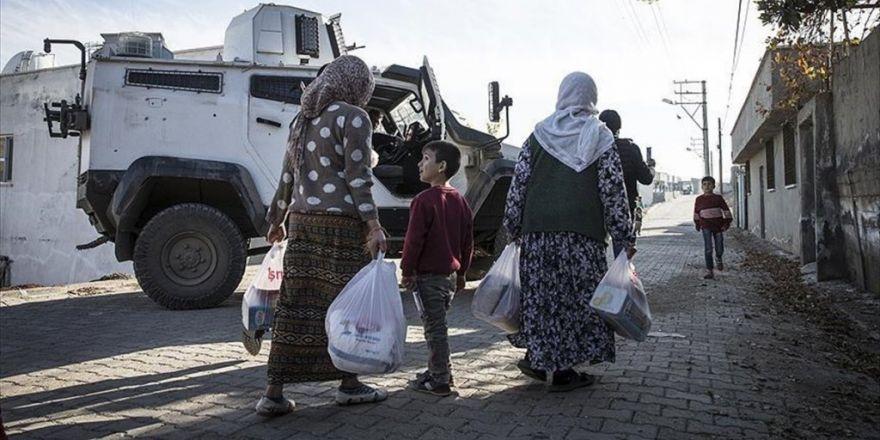 Terör Mağdurlarına 94 Milyon Lira Destek