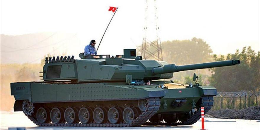 Otokar 'Altay' Tankında Son Teklifini Verdi