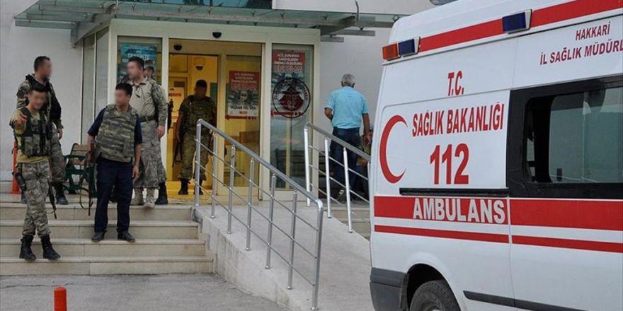 Hakkari'deki Terör Saldırısında 2 Uzman Çavuş Şehit Oldu
