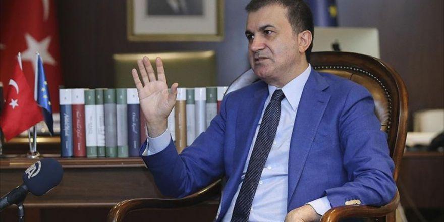 Ab Bakanı Çelik: Ab Önce Kendini Yargılamalıdır
