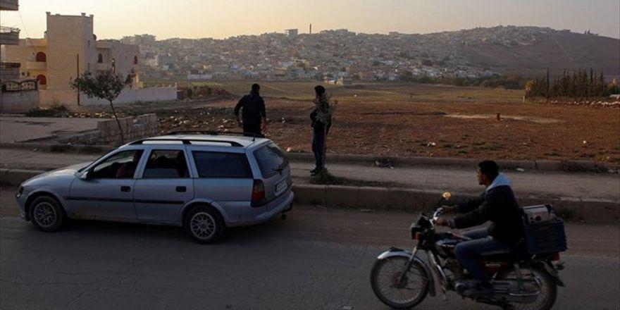 Pyd'den Afrin'deki Gençlere Silah Altına Girme Baskısı