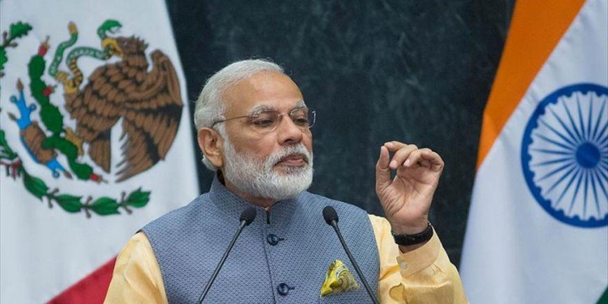 Hindistan Başbakanı Modi: Türkiye İle Tam Bir Dayanışma İçindeyiz