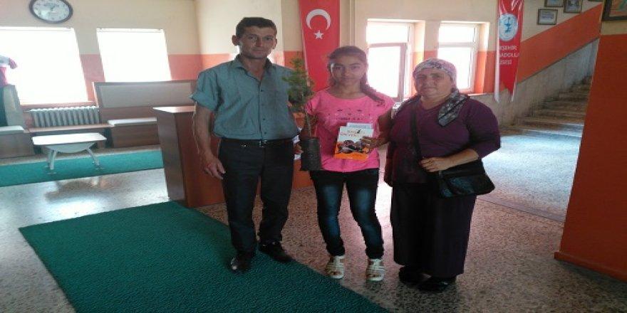 Akşehir Anadolu Lisesi'nden örnek proje
