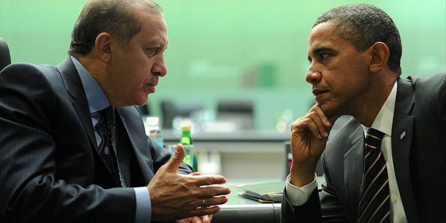 Cumhurbaşkanı Erdoğan İle Obama Çin'de Görüşecek