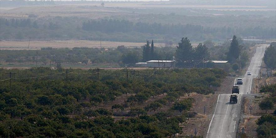 Tsk: 400 Kilometrekare Alan Teröristlerden Temizlendi