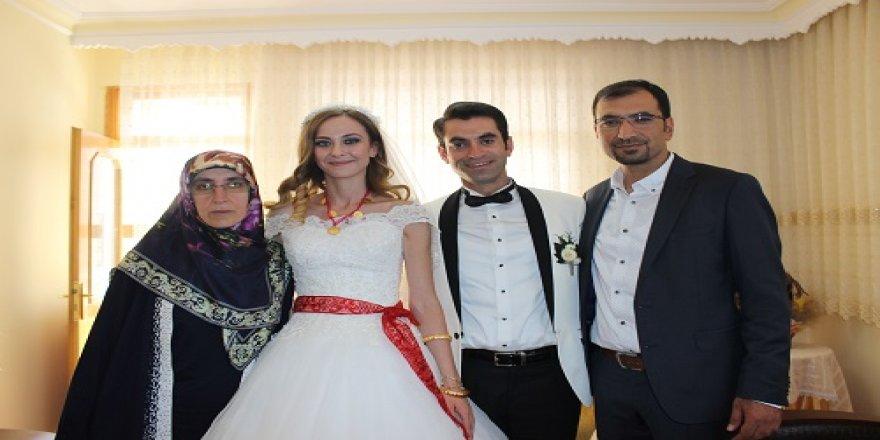 Tuğba Yılmaz ile Muhsin Solak evlendi