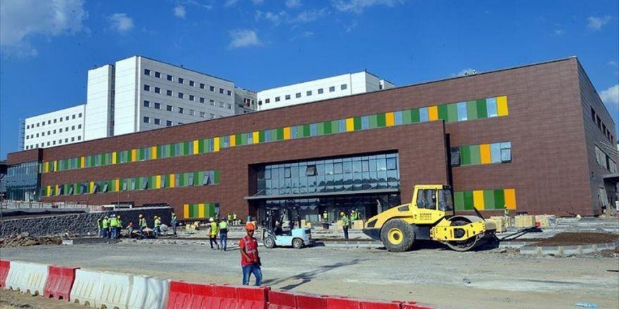 Şehir Hastanelerinin İlki Gün Sayıyor