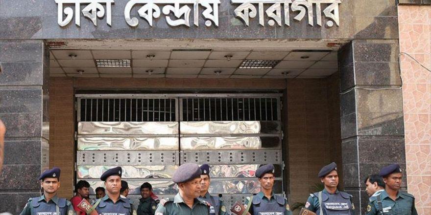 Bangladeş'te Cemaat-i İslami Üyesi Hakkındaki İdam Kararıonandı