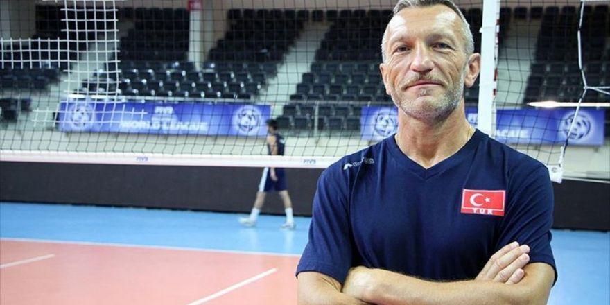 Hedef 2017 Avrupa Voleybol Şampiyonası'na Katılmak
