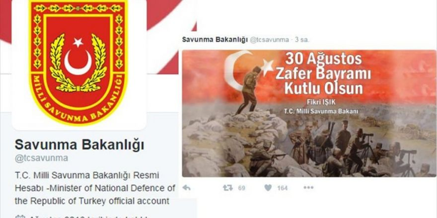 Milli Savunma Bakanlığı Sosyal Medyada