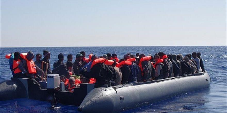 Avrupa'ya Sığınmacı Geçişinde Artış