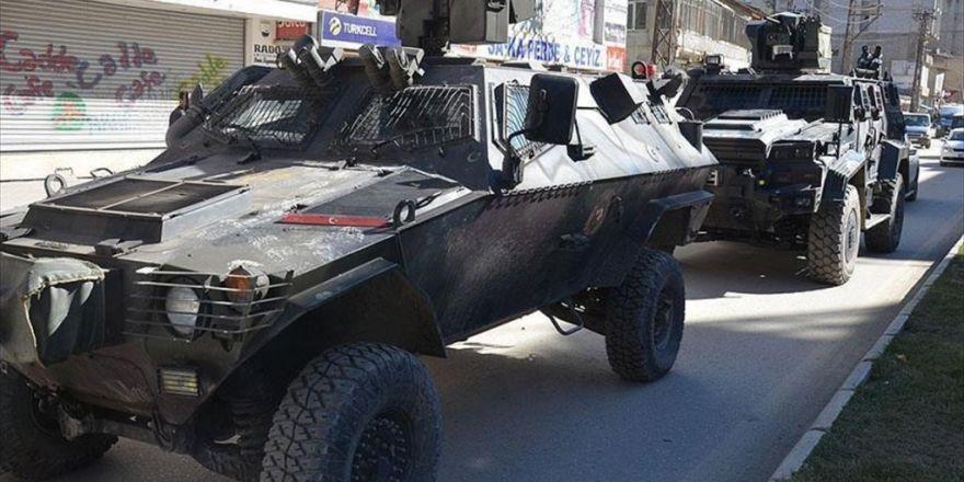 Zafer Bayramı'nda Saldırı Hazırlığında Olan Terörist Yakalandı