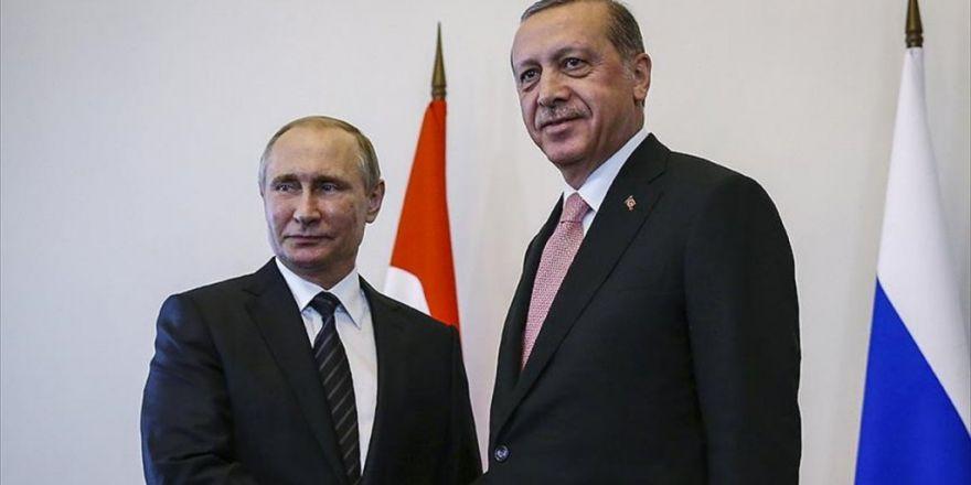 Cumhurbaşkanı Erdoğan Ve Putin'in Görüşeceği Tarih Belli Oldu