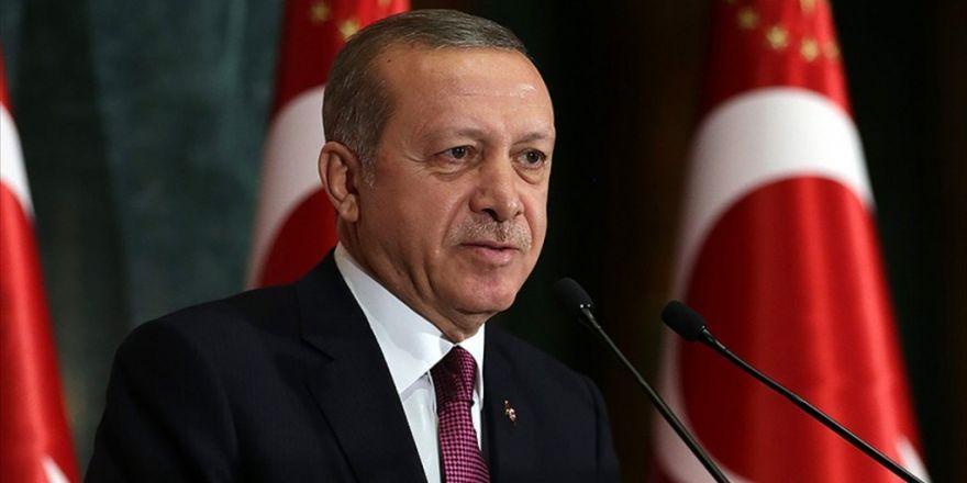 Cumhurbaşkanı Erdoğan: Fetö Ve Daiş Gibi Örgütlere Karşı Uyanık Olmak Zorundayız