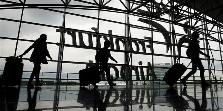 Frankfurt Havalimanı Güvenlik Nedeni İle Boşaltıldı
