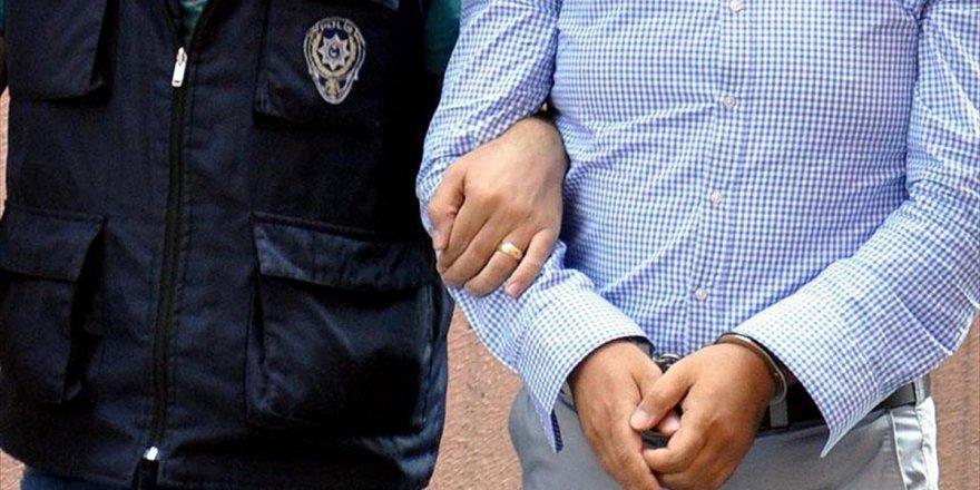İdris Şahin gözaltına alındı
