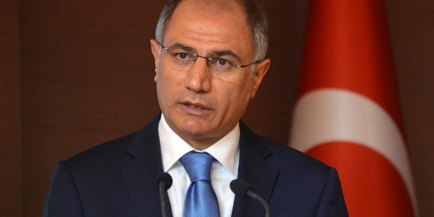 İçişleri Bakanı Efkan Ala görevinden ayrıldı