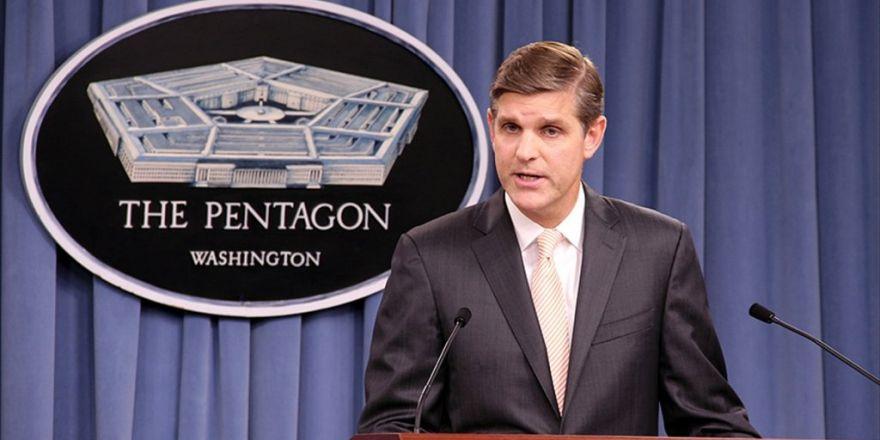 Pentagon Sözcüsü Cook: Sdg Fırat Nehri'nin Doğusuna Çekilme Taahhüdünü Yerine Getirdi