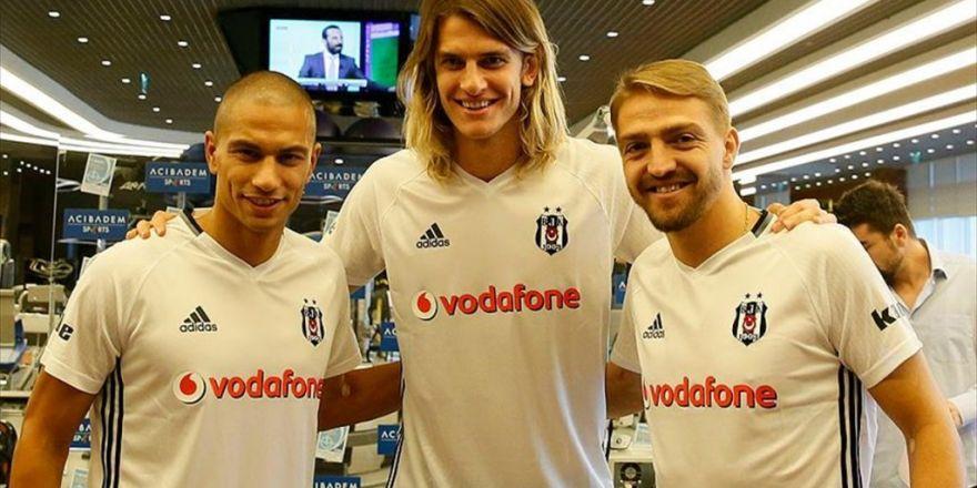 Gökhan, Atınç Ve Caner Beşiktaş'ta