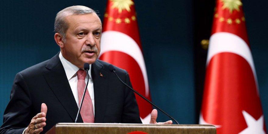 Erdoğan: Siz de gömlek varken çelik yelek giymem