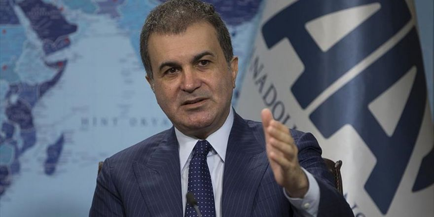 Ab Bakanı Ve Başmüzakereci Çelik: Bizim İçin Pyd, Daeş Gibi Tehlike Bir Örgüt