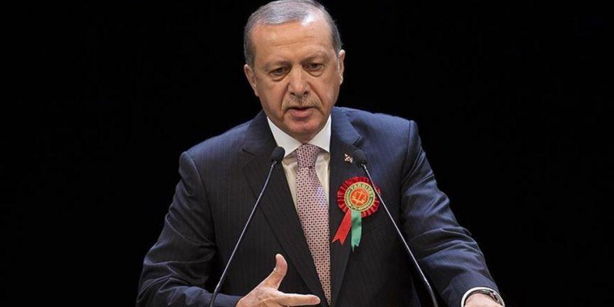 Cumhurbaşkanı Erdoğan: Törenin Milletin Mekanında Olması Yargı Bağımsızlığını Güçlendirir