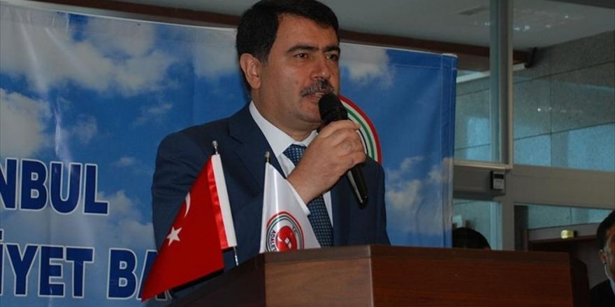 İstanbul Valisi Şahin: Bu Millete Yönelecek Her Tehdide Karşı Bütün Kurumlar Ayaktadır