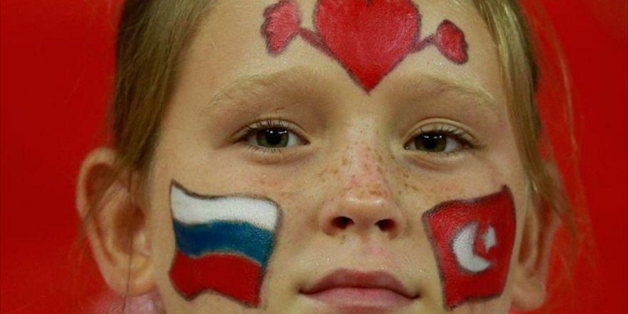 Milli Maçın Ardından Rus Basınında Dostluk Vurgusu