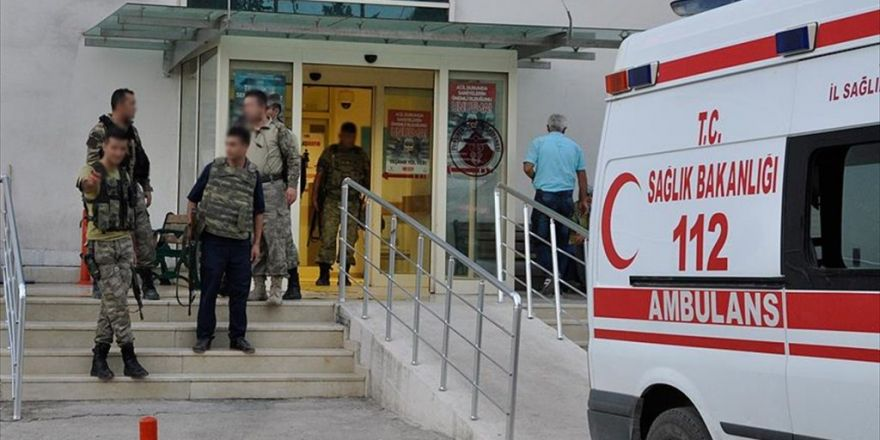 Siirt'te Terör Operasyonu: 1 Asker Şehit
