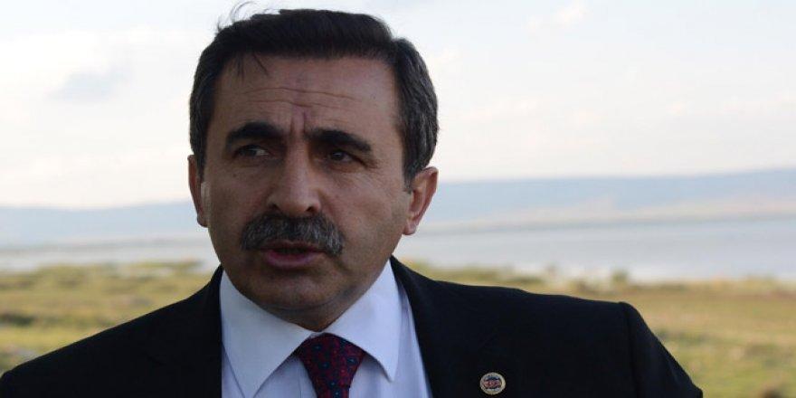 Halil İbrahim Oral tutuklandı