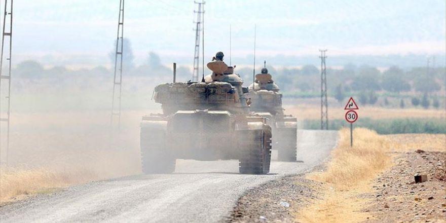 Daeş'e Yönelik Operasyonlar Fırat Kalkanı Harekatı'yla Taçlandı