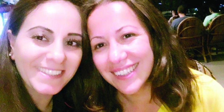 Narin Kartal Hanım İngiltere'den gelen arkadaşını Akyokuş'ta ağırlamış